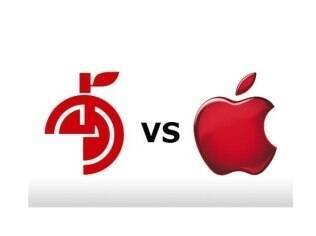 Apple diz que logo de empresa é semelhante ao seu