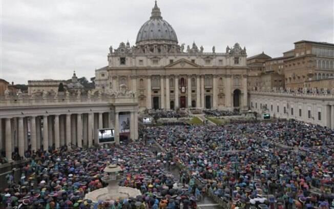 Papa Francisco comentou temas da atualidade em mensagem de Páscoa