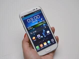 Galaxy S III ganhará nova versão nesta semana, em evento em Nova York (EUA)