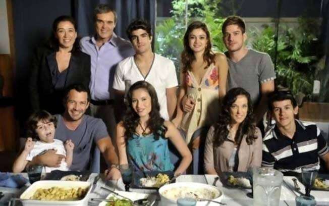 Tereza Cristina acaba com a felicidade da família de Griselda e de seus filhos