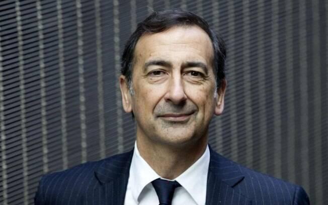Giuseppe Sala, prefeito de Milão, quase melou a candidatura tripla da Itália aos Jogos de Inverno de 2026