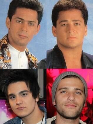 Luan Santana será Leandro e Bruno Gagliasso, Leonardo, no filme