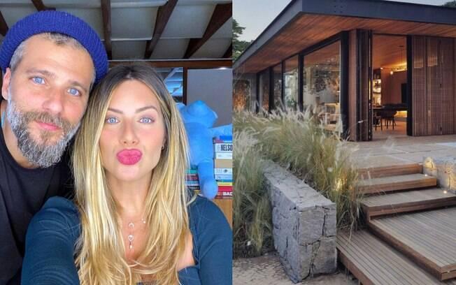 Veja todos os detalhes do rancho luxuoso de Bruno Gagliasso e Giovanna Ewbank