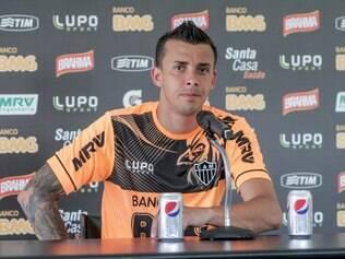 Na estreia pelo Galo, Pedro Botelho atuou por apenas 36 minutos com a camisa alvinegra