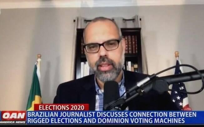 Trump retuita blogueiro bolsonarista falando de fraude eleitoral