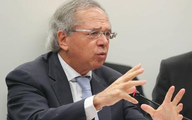 Paulo Guedes, ministro da Economia de Bolsonaro