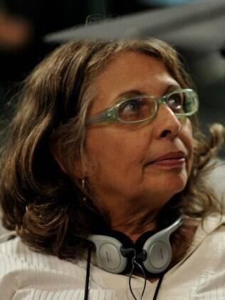 A diretora carioca Lúcia Murat