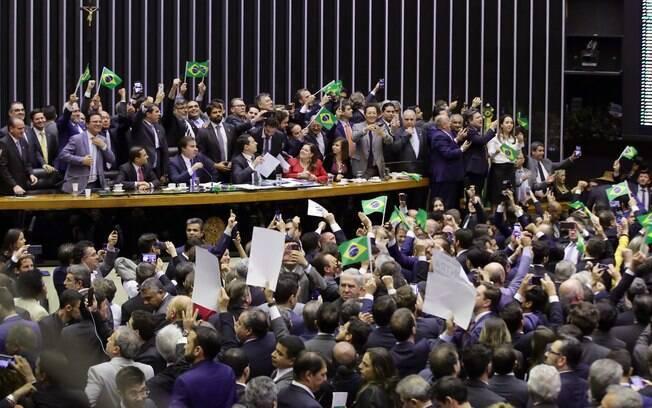 plenário da camara
