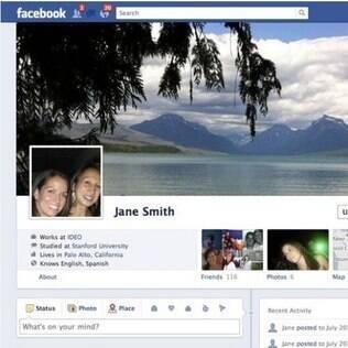 Cerca de 84% das conexões de usuários do Facebook acontecem no mesmo país