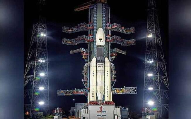 Índia planeja ida à lua em 2020