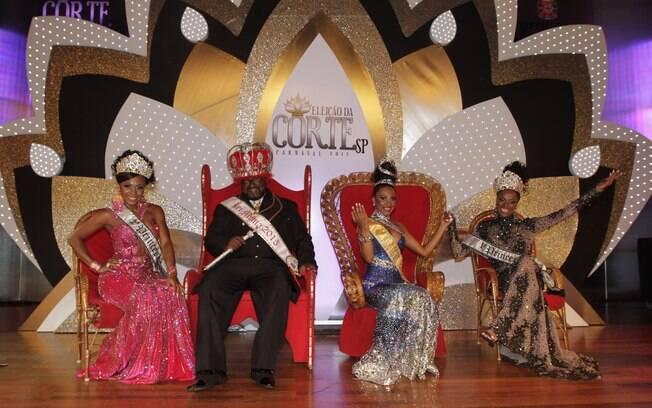 Corte do Carnaval de São Paulo foi eleita na sexta-feira (09)