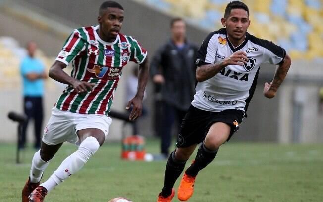 Fluminense e Botafogo fizeram partida fraca no Maracanã