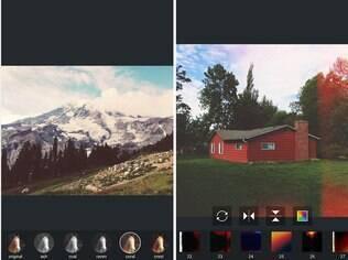 Afterlight é bom editor de imagens. US$ 1 para iOS e Android