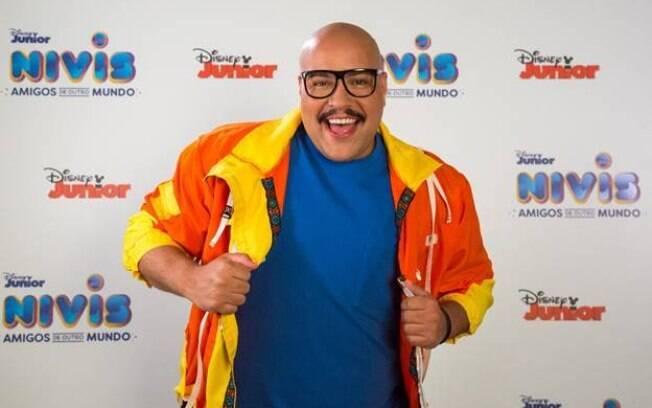 Tiago Abravanel é destaque no Disney Júnior