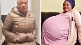 Falsa grávida é presa por forjar nascimento de 10 gêmeos