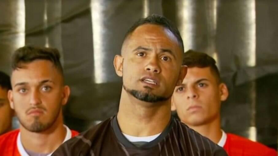 Goleiro Bruno fechou com equipe do Tocantins