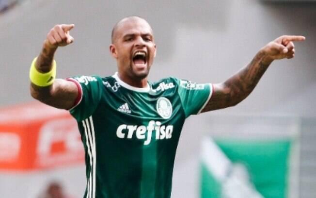 Felipe Melo está apto para enfrentar o Flamengo