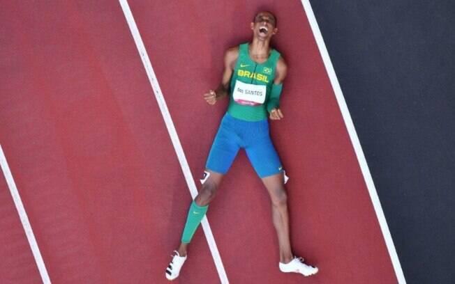 Bronze de Alison quebra jejum de mais de 30 anos do atletismo brasileiro em Olimpíadas