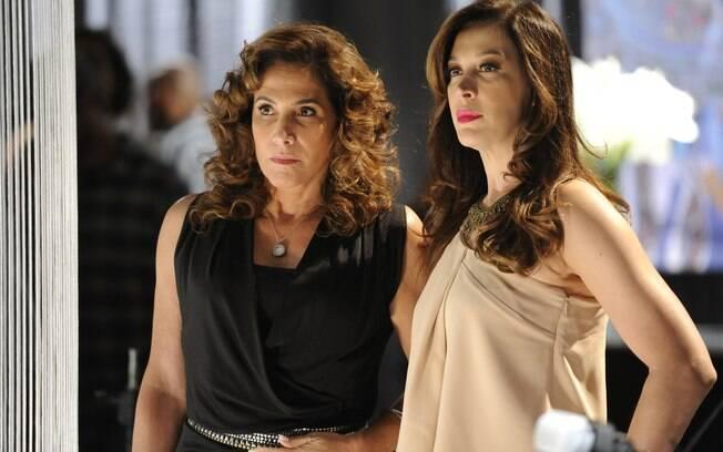 Para que os planos de Wanda e Lívia dessem certo, as duas se faziam de boazinhas em