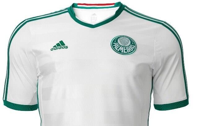 A nova camisa 2 do Palmeiras
