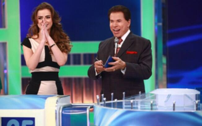 Silvio Santos recebe Rayanne Morais em seu programa; apresentador mais popular do Brasil prepara sua sucessão