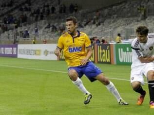 Uniforme do Cruzeiro foi apresentado há cerca de uma, e pode ser