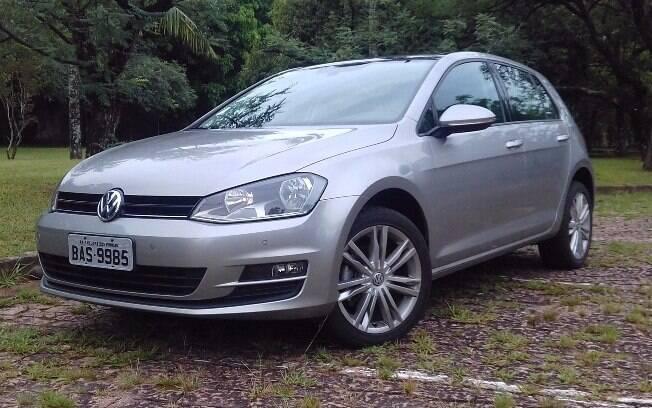Volkswagen Golf 1.0 TSI consegue aliar bom desempenho e economia de combustível entre suas principais qualidades