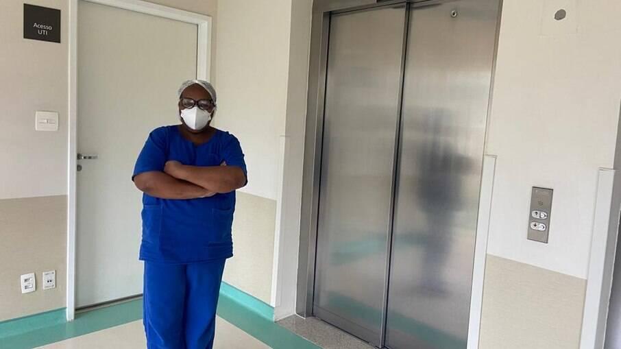 Defensora da ciência e da vacina, Mônica foi voluntária na terceira fase de testes da CoronaVac