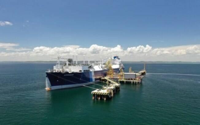 Excelerate Energy avança no processo licitatório para o arrendamento do Terminal de GNL da Bahia