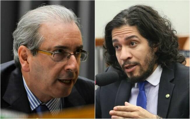 Mandado de segurança do deputado Jean Wyllys (dir.) será relatado pelo ministro Celso de Mello