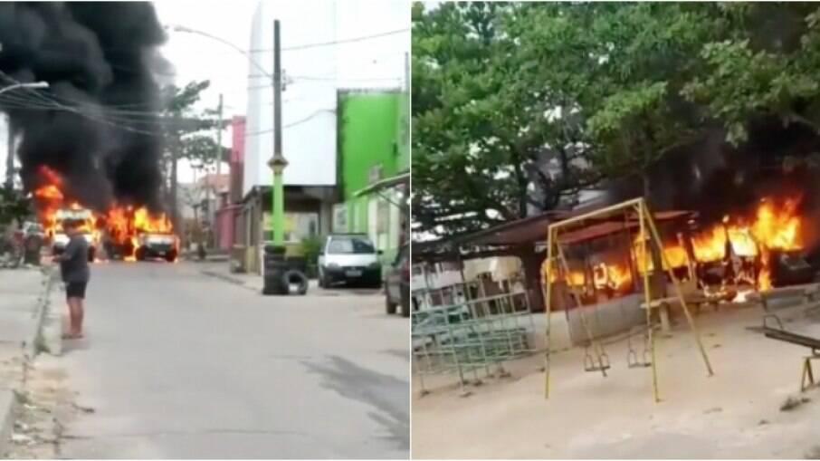 Polícia investiga guerra entre milicianos