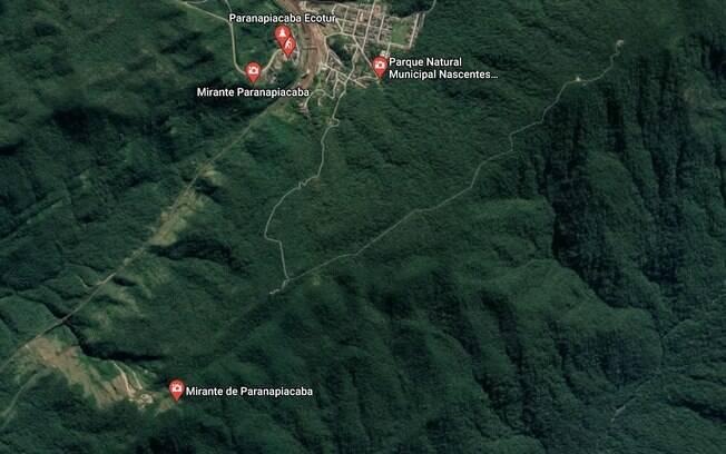 Grupo se perdeu em trilha de Paranapiacaba