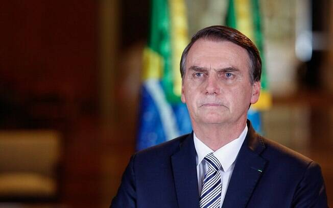 Presidente Jair Bolsonaro video da reunião