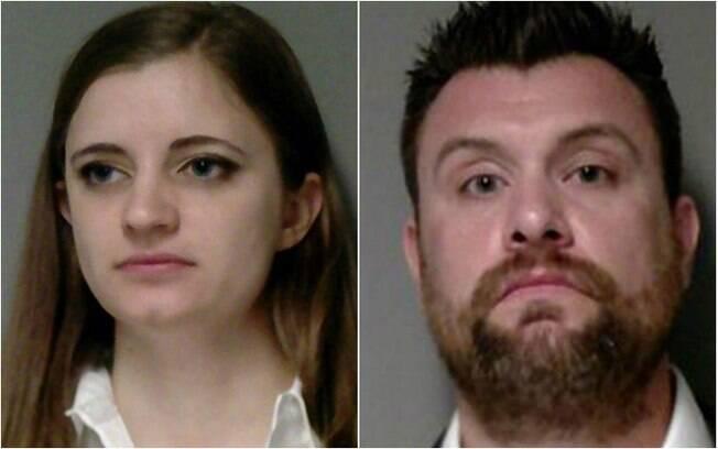 Rachel Joy Piland e Joshua Barry Piland estão sendo acusados de homicídio culposo e agora aguardam julgamento