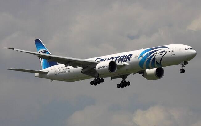 Aeronave caiu no dia 19 de maio com 66 pessoas a bordo enquanto voava de Paris ao Cairo