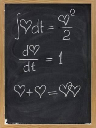 Matemático usa raiz quadrada para determinar a equação do amor