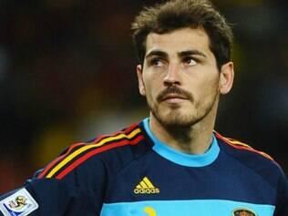 Casillas vai ser convocado para a Copa das Confederações