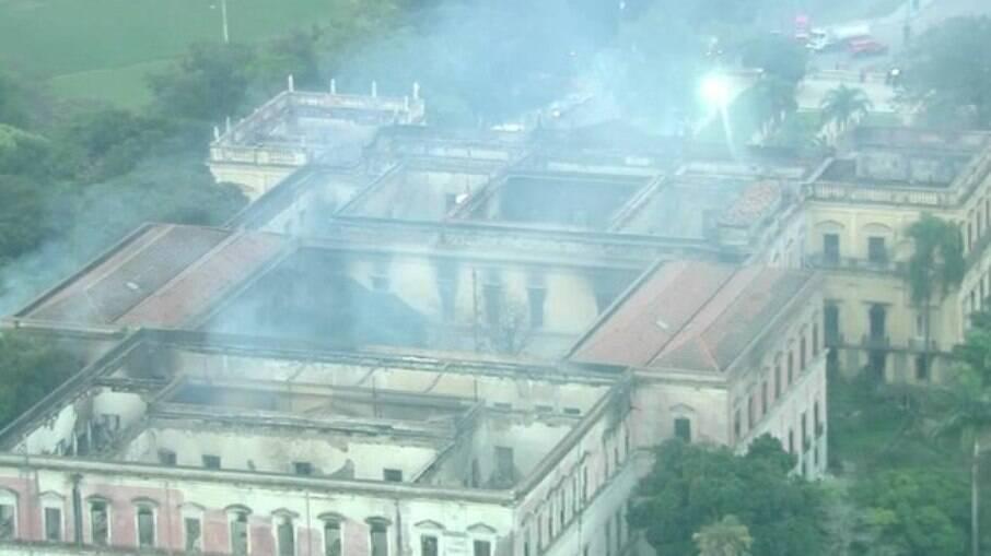 Rio: Alemanha vai doar mais de R$ 1 milhão para reconstruir Museu Nacional