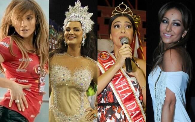 Jennifer Lopez, Luiza Brunet, Juliana Paes e Sabrina Sato vão participar do carnaval carioca