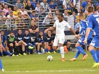 Equipe do atacante Drogba perdeu por 2 a 1 para a seleção da Bósnia-Hezergovina, nessa sexta-feira