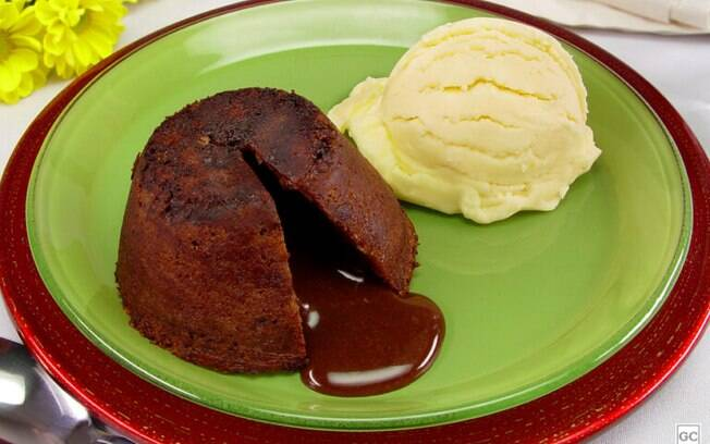 As melhores receitas de petit gâteau para adoçar o dia