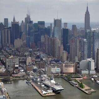 Porto de Nova York, nos Estados Unidos: a cidade atrai milhares de gays todos os anos por sua diversidade