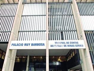 Despesas.  O Tribuna de Contas de Minas Gerais está gastando mais com pessoal do que a lei permite