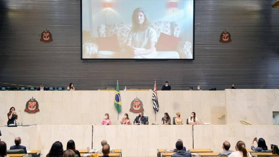Assembleia Legislativa do Estado de São Paulo adere à campanha