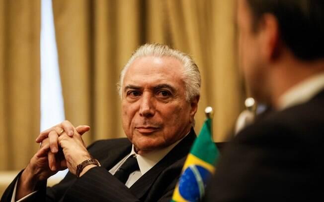 Denúncia contra Michel Temer foi apresentada por Rodrigo Janot e precisa de permissão da Câmara para ir ao STF