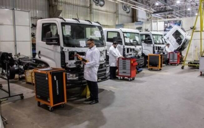VWCO confirma o início da produção em série do e-Delivery neste semestre