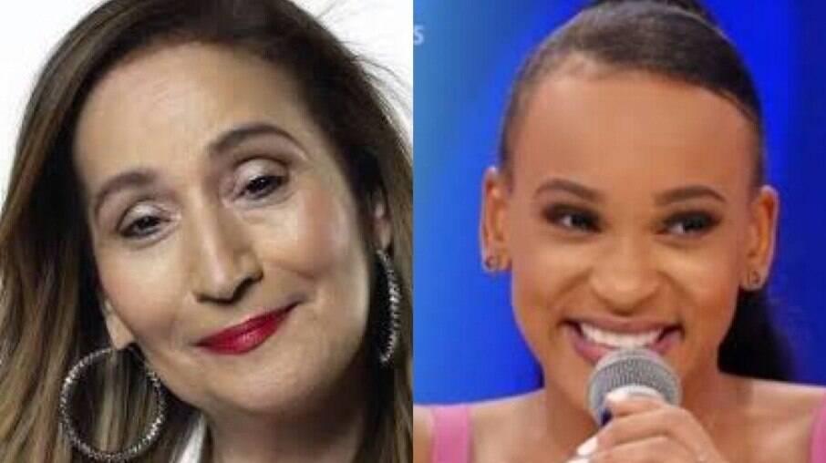 Sonia Abrão critica Rebeca Andrade
