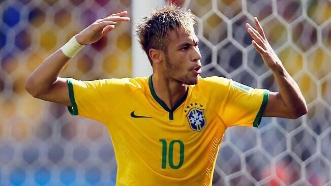 Neymar é um dos três mais caros do mundo pós-Copa
