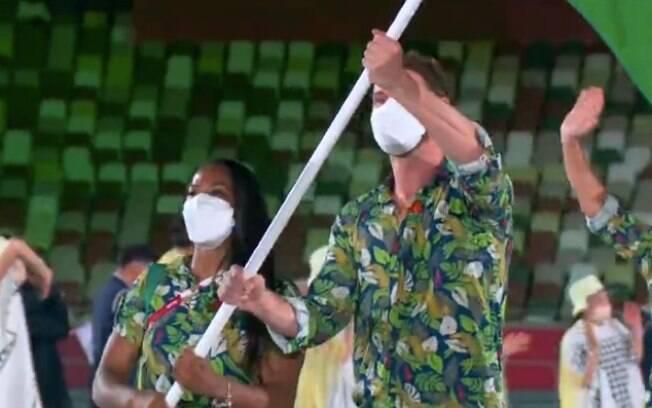 Audiência da TV 23/7: Olimpíadas dobram números da Globo, levantam Fátima e esmagam sem dó a concorrência