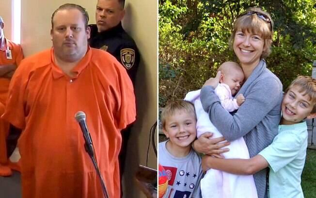 Homem confessou ter matado a família inteira